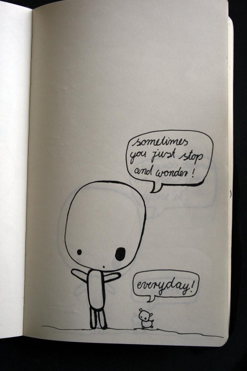 just wonder